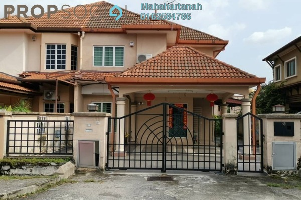 For Sale Semi-Detached at Suasana, Bandar Tun Hussein Onn Freehold Semi Furnished 4R/3B 800k