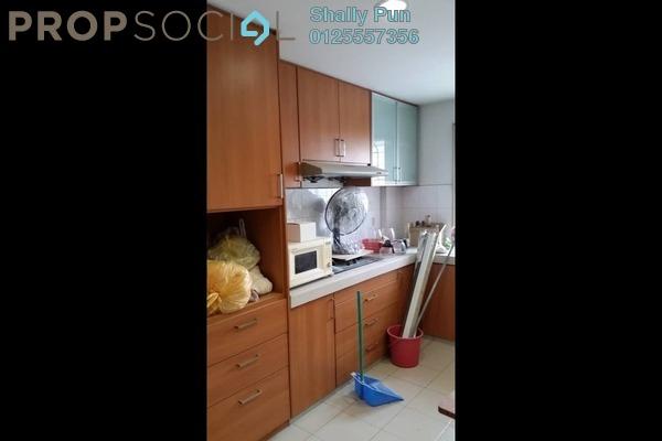 For Sale Apartment at Sri Sunway, Bandar Kinrara Freehold Semi Furnished 3R/2B 350k
