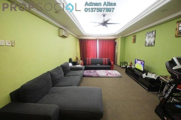 For Sale Condominium at Pandan Villa, Pandan Indah Freehold Semi Furnished 3R/2B 430k