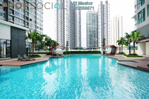 For Sale Condominium at Conezión, IOI Resort City Freehold Fully Furnished 3R/2B 530k