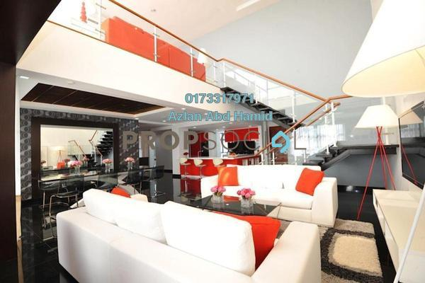 For Rent Condominium at Impiana On The Waterfront, Ampang Freehold Fully Furnished 4R/5B 8.5k