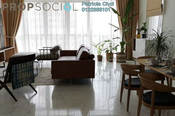 For Rent Condominium at Twins, Damansara Heights Freehold Fully Furnished 3R/3B 4.5k
