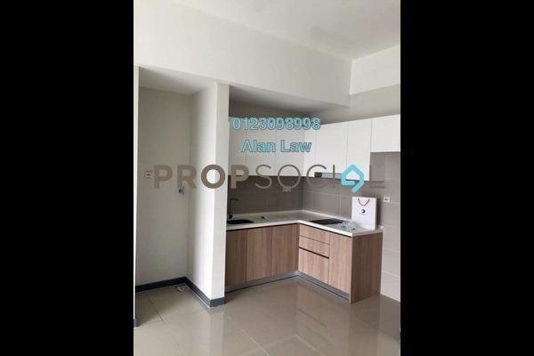 For Sale Serviced Residence at Residensi Gombak 126, Setapak Freehold Semi Furnished 2R/2B 390k