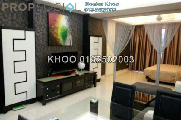 For Sale Serviced Residence at Carlton, Sri Hartamas Freehold Fully Furnished 1R/1B 495k