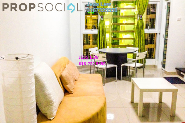 For Rent Duplex at The Scott Soho, Old Klang Road Freehold Fully Furnished 2R/2B 1.95k