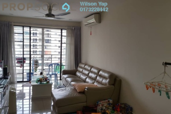 For Sale Condominium at One Damansara, Damansara Damai Leasehold Fully Furnished 3R/2B 370k