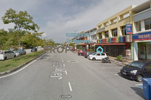 For Sale Shop at S2 Heights, Seremban 2 Freehold Unfurnished 0R/0B 900k
