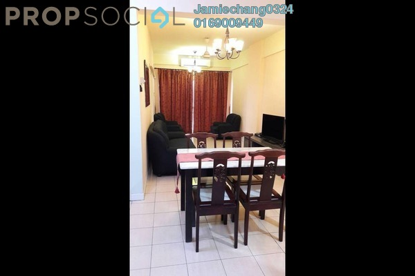 For Rent Condominium at Kojaya, Ampang Freehold Fully Furnished 4R/2B 1.65k