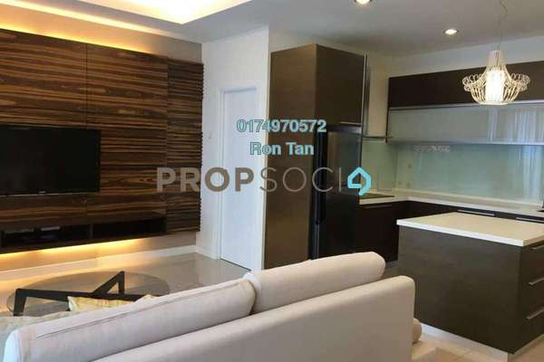 For Sale Condominium at Birch The Regency, Georgetown Freehold Fully Furnished 2R/2B 638k