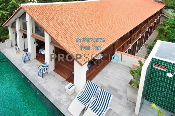 For Sale Bungalow at Jalan Muntri, Georgetown Freehold Fully Furnished 16R/17B 24m