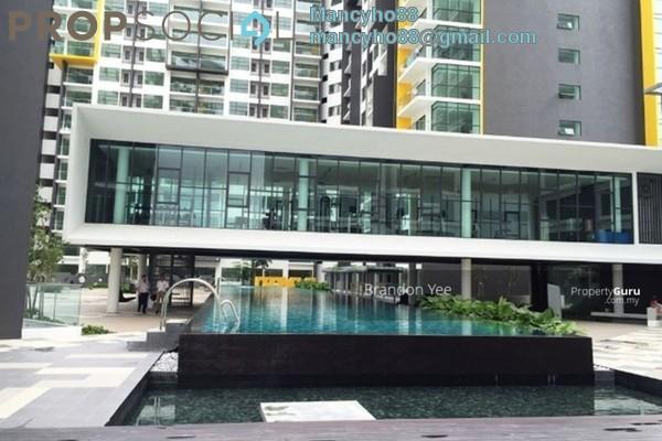 For Rent Condominium at Zeva, Bandar Putra Permai Freehold Fully Furnished 0R/1B 1k