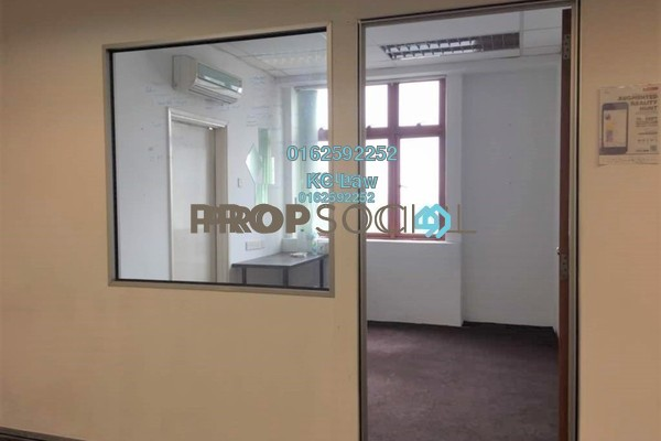 For Rent Office at Damansara Intan, Petaling Jaya Freehold Unfurnished 0R/0B 2.5k