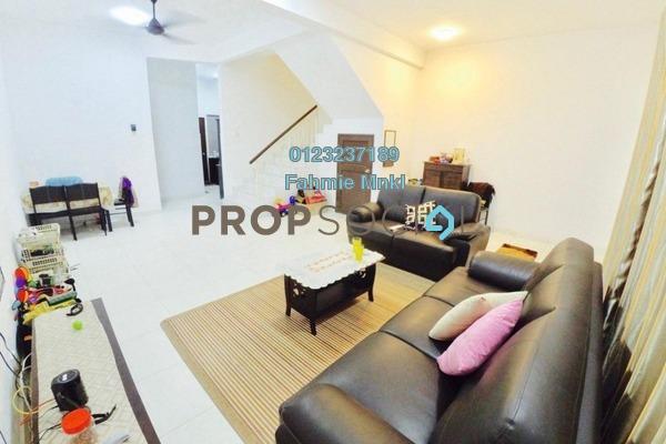 For Sale Terrace at Bandar Puncak Alam, Kuala Selangor Leasehold Semi Furnished 4R/3B 419k