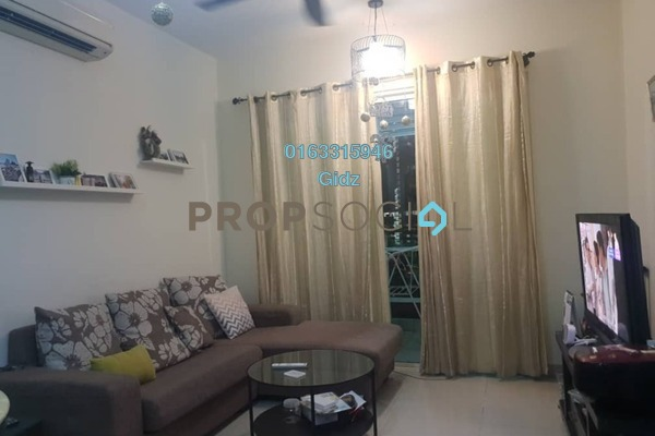 For Sale Serviced Residence at Oasis Ara Damansara, Ara Damansara Freehold Fully Furnished 2R/2B 660k