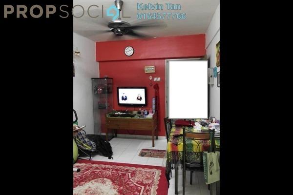 For Sale Apartment at Nibong Indah, Sungai Nibong Freehold Unfurnished 3R/2B 240k
