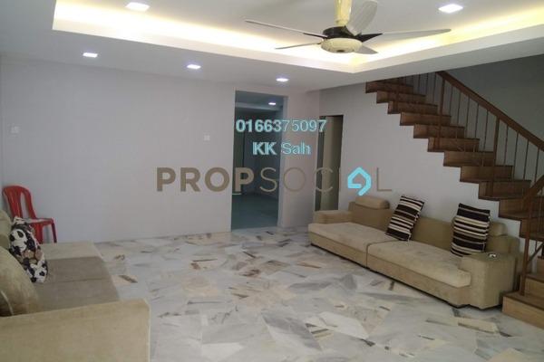 For Sale Terrace at Section 5, Bandar Mahkota Cheras Freehold Semi Furnished 4R/3B 578k