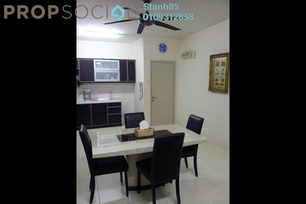 For Rent Condominium at Platinum Lake PV12, Setapak Freehold Fully Furnished 3R/2B 1.9k