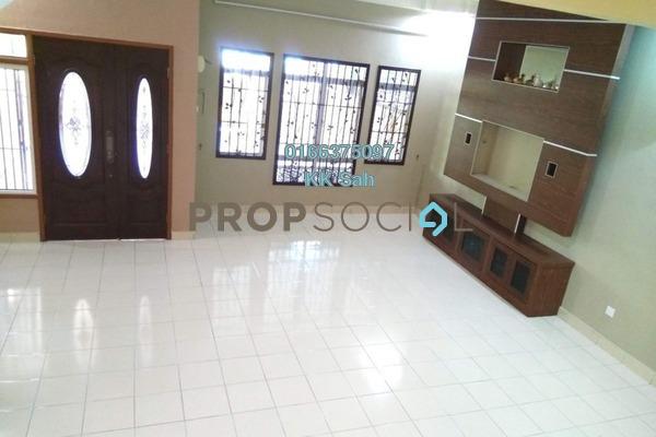 For Sale Link at Taman Pelangi Semenyih, Semenyih Freehold Semi Furnished 4R/3B 470k