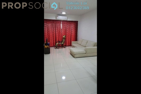 For Sale Condominium at The Regina, UEP Subang Jaya Freehold Fully Furnished 3R/2B 600k