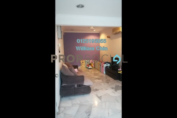 For Rent Terrace at SD11, Bandar Sri Damansara Freehold Semi Furnished 3R/3B 1.5k