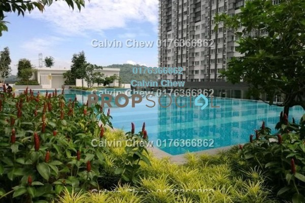 For Sale Serviced Residence at Savanna Executive Suites, Southville City Freehold Unfurnished 3R/2B 261k