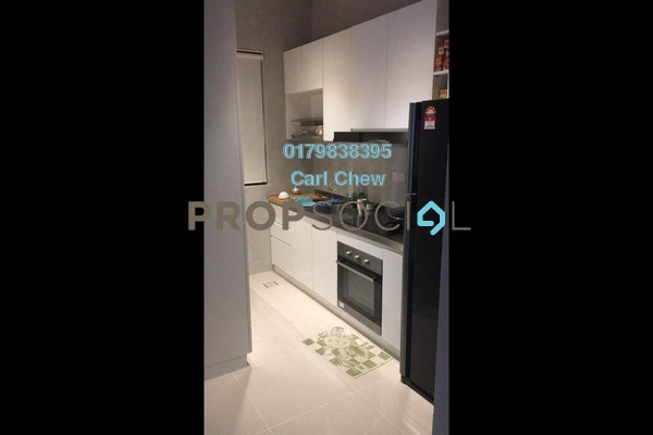 For Rent Condominium at South View, Bangsar South Freehold Fully Furnished 2R/2B 4k