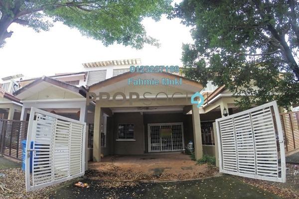 For Sale Terrace at Alam Nusantara, Setia Alam Freehold Unfurnished 4R/3B 716k