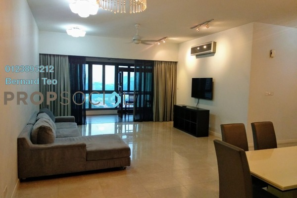 For Rent Condominium at Seni, Mont Kiara Freehold Semi Furnished 3R/3B 8.8k