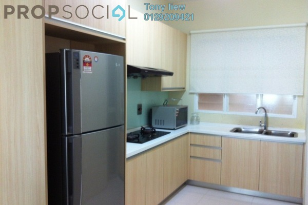For Rent Condominium at Titiwangsa Sentral, Titiwangsa Freehold Fully Furnished 1R/1B 1k
