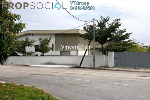 For Rent Factory at Bandar Rinching, Semenyih Freehold Unfurnished 1R/4B 30k