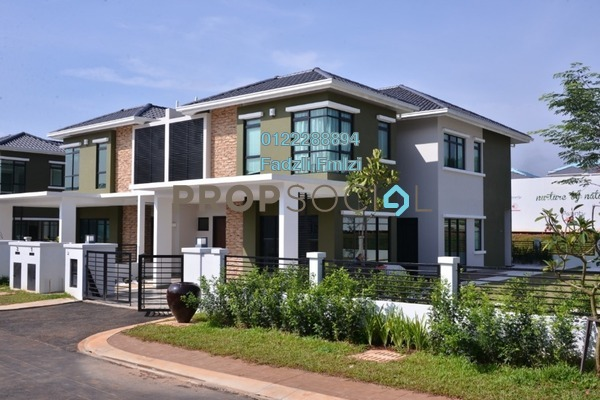 For Sale Semi-Detached at Avanti Residences, Sungai Buloh Freehold Unfurnished 4R/5B 1.03m
