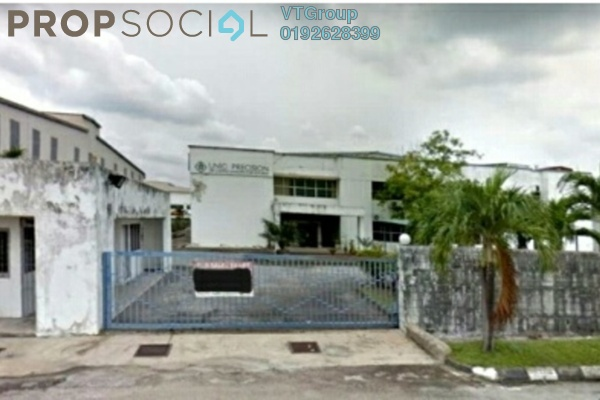 For Rent Factory at Hicom Industrial Estate, Shah Alam Freehold Unfurnished 1R/4B 5.5k