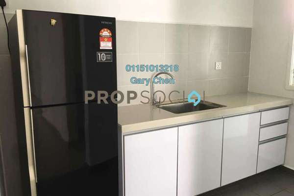 For Rent Condominium at Arena Residence, Bayan Baru Freehold Fully Furnished 3R/2B 1.7k