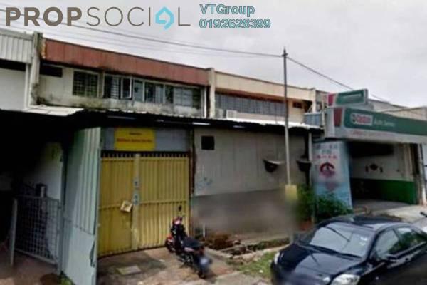 For Sale Factory at Taman Serdang Raya, Seri Kembangan Freehold Unfurnished 1R/2B 1.55m