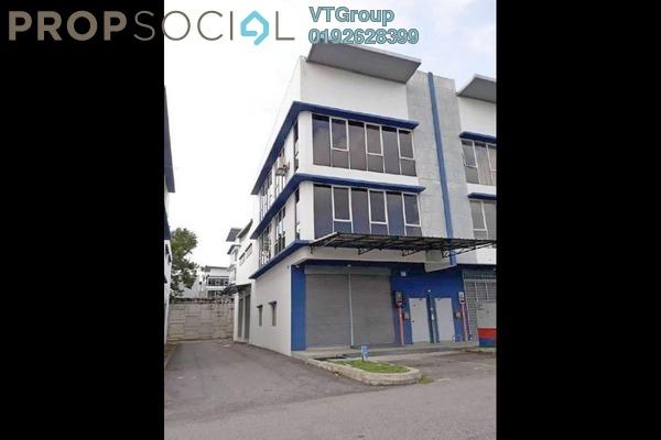For Sale Factory at Taman Perindustrian Putra Permai, Seri Kembangan Freehold Unfurnished 1R/4B 1.6m