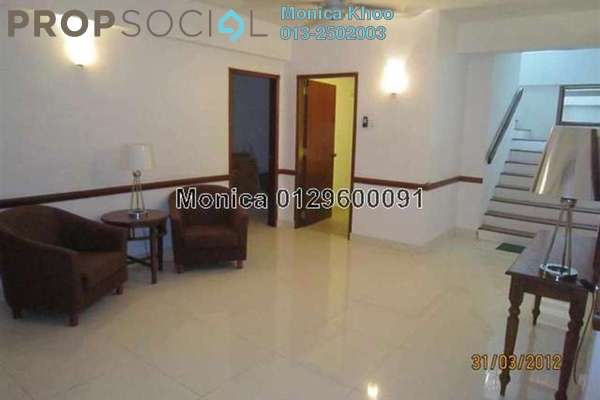 For Sale Semi-Detached at The Residence, Mont Kiara Freehold Semi Furnished 6R/7B 9.8m