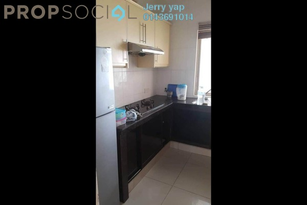 For Sale Condominium at East Lake Residence, Seri Kembangan Freehold Fully Furnished 3R/2B 520k