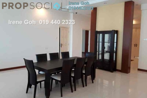 For Rent Condominium at The Palazzo, Pulau Tikus Freehold Fully Furnished 4R/5B 6.5k