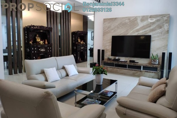 For Rent Terrace at Casaman, Desa ParkCity Freehold Fully Furnished 4R/6B 14k