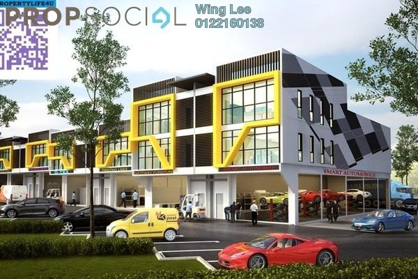 For Sale Factory at Senawang Industrial Park, Senawang Freehold Unfurnished 0R/0B 1.14m