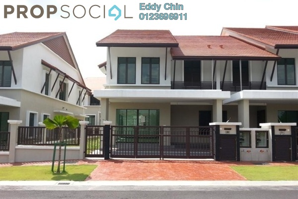 For Sale Terrace at Qaseh, Bandar Kinrara Freehold Unfurnished 5R/5B 1.45m