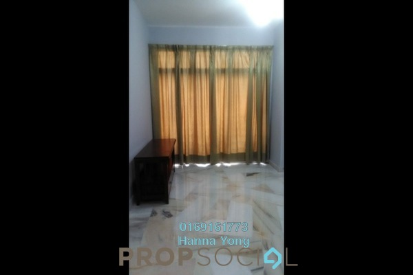 For Sale Apartment at Lagoon Perdana, Bandar Sunway Freehold Semi Furnished 3R/2B 230k