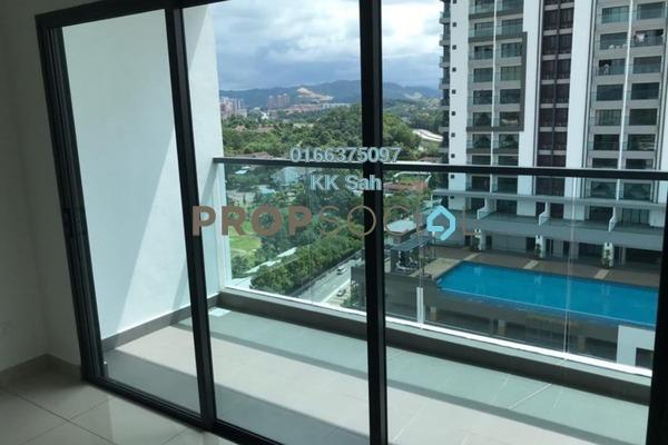 For Rent Serviced Residence at Landmark II, Bandar Sungai Long Freehold Semi Furnished 3R/2B 1.1k