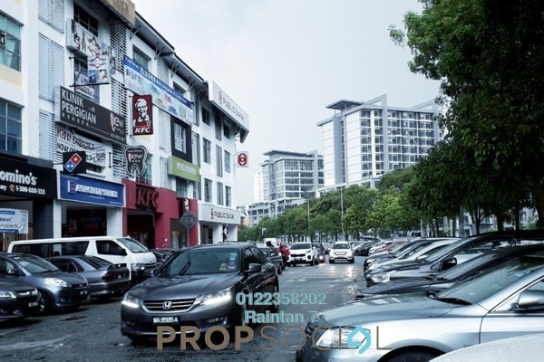For Rent Office at Dataran Dwitasik, Bandar Sri Permaisuri Freehold Unfurnished 0R/4B 6k