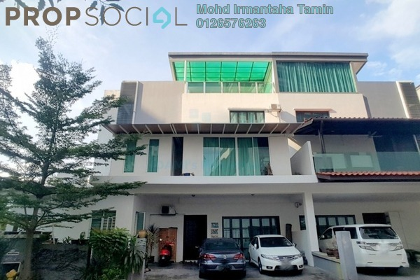 For Sale Link at Duta Suria, Ampang Leasehold Semi Furnished 5R/5B 1.95m