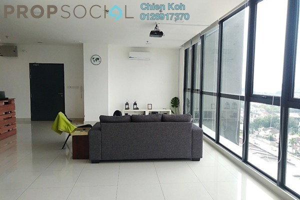 For Rent Serviced Residence at Atria, Damansara Jaya Freehold Fully Furnished 2R/1B 3.1k