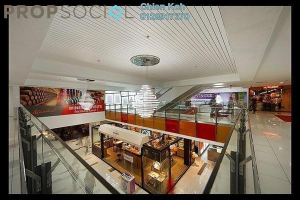 For Rent Shop at Faber Tower, Taman Desa Freehold Unfurnished 0R/0B 7k