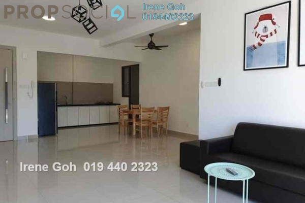 For Rent Condominium at Skycube Residence, Sungai Ara Freehold Fully Furnished 3R/2B 1.6k
