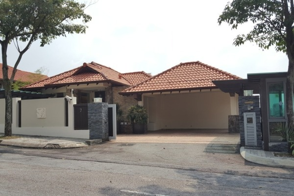 For Sale Bungalow at TTDI Hills, TTDI Freehold Fully Furnished 7R/5B 9m