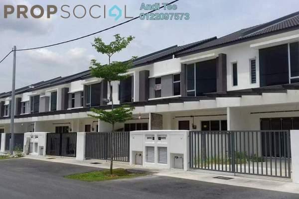 For Sale Terrace at Aquila @ Alam Sutera, Kuala Selangor Leasehold Unfurnished 4R/3B 550k